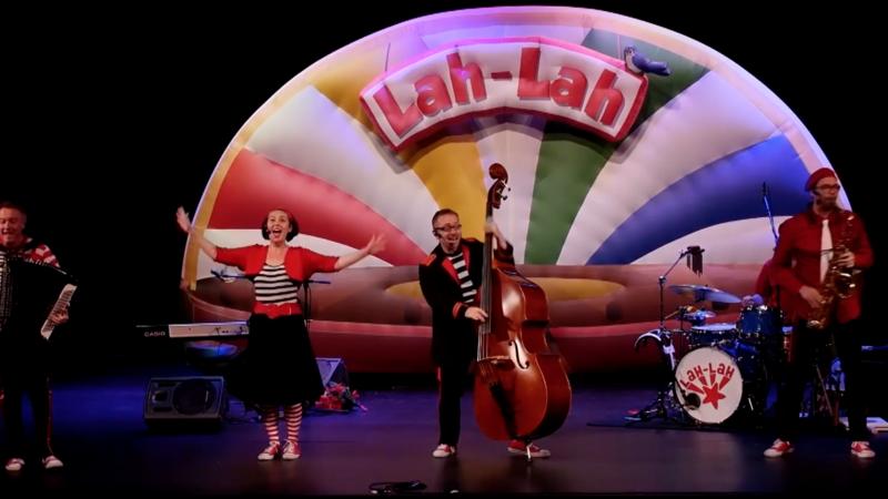 Lah Lah's Big Live Band