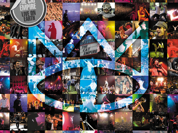 The Cat Empire – Live At The Bowl