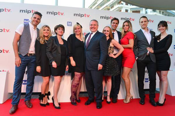 We have been selected as 1 of 5 New Producers to Watch by MipTV