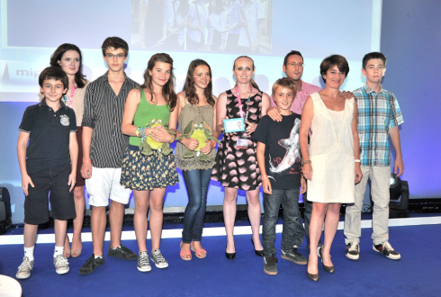 1440 Wins Kids Jury at Mip 2011