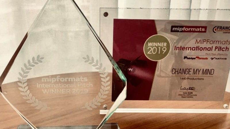 1440 Wins MIP International Formats Comp in Cannes